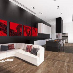Tiêu chí lựa chọn gạch vân gỗ nằm ở chất lượng và thẩm mỹ cao