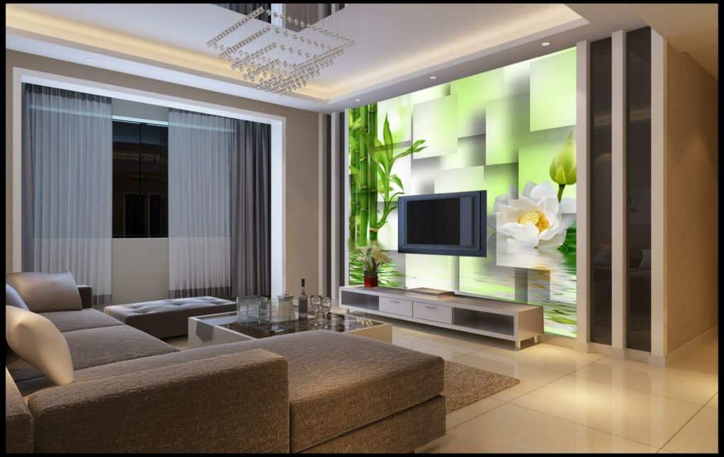 Gạch trang trí 3D tạo điểm nhấn cho ngôi nhà