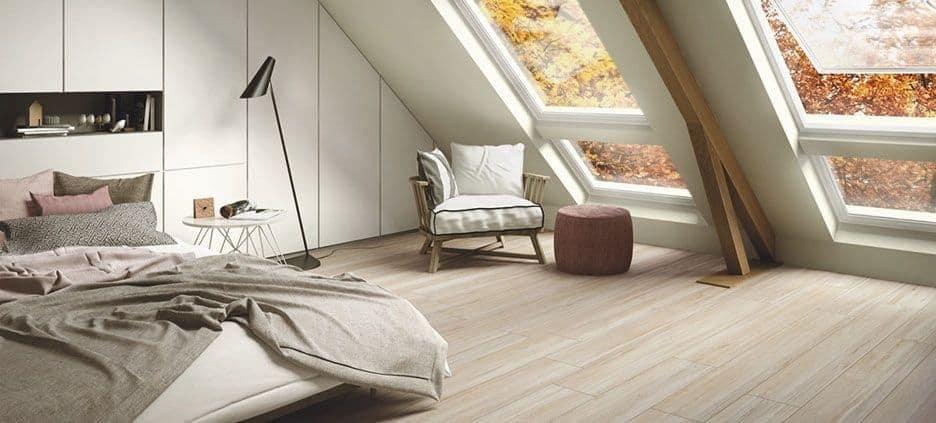 Lựa chọn kích thước gạch vân gỗ phù hợp cho từng không gian