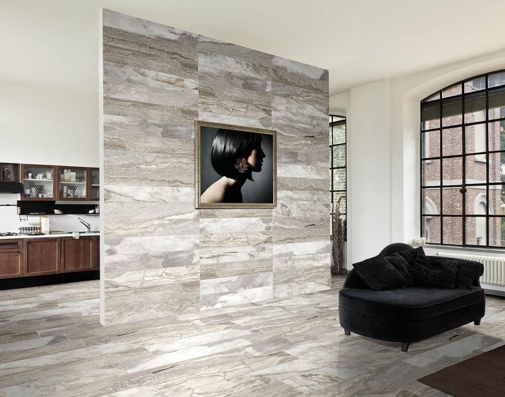 Gạch ốp tường bảo vệ tường nhà
