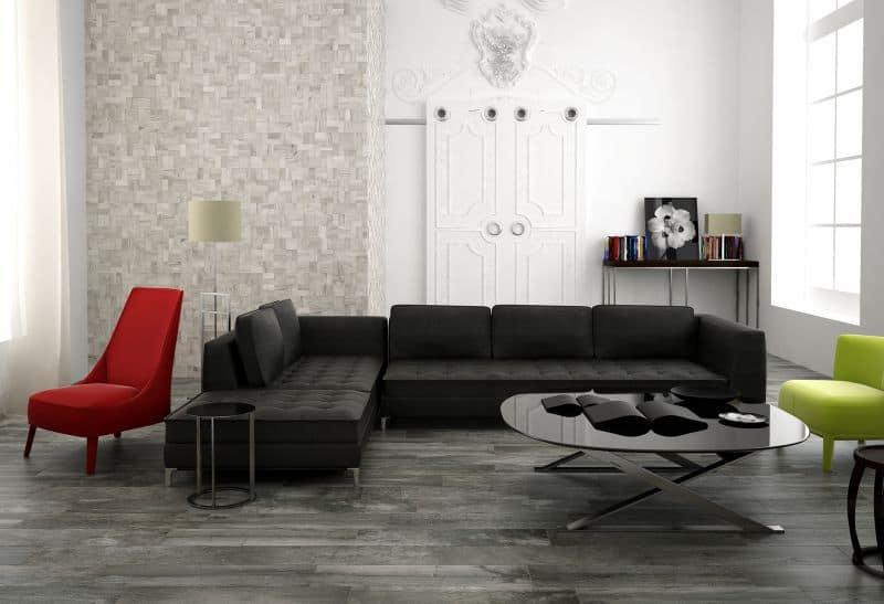 Gạch ốp tường có thể sử dụng cho mọi không gian