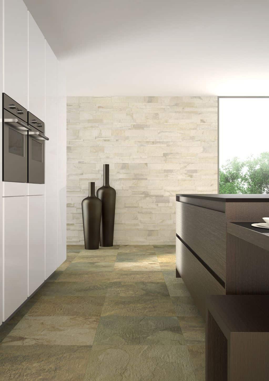Tăng tính thẩm mỹ và độ bền cho không gian phòng bếp