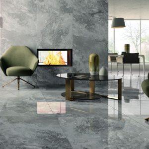 Gạch vân đá marble mang thẩm mỹ như đá tự nhiên