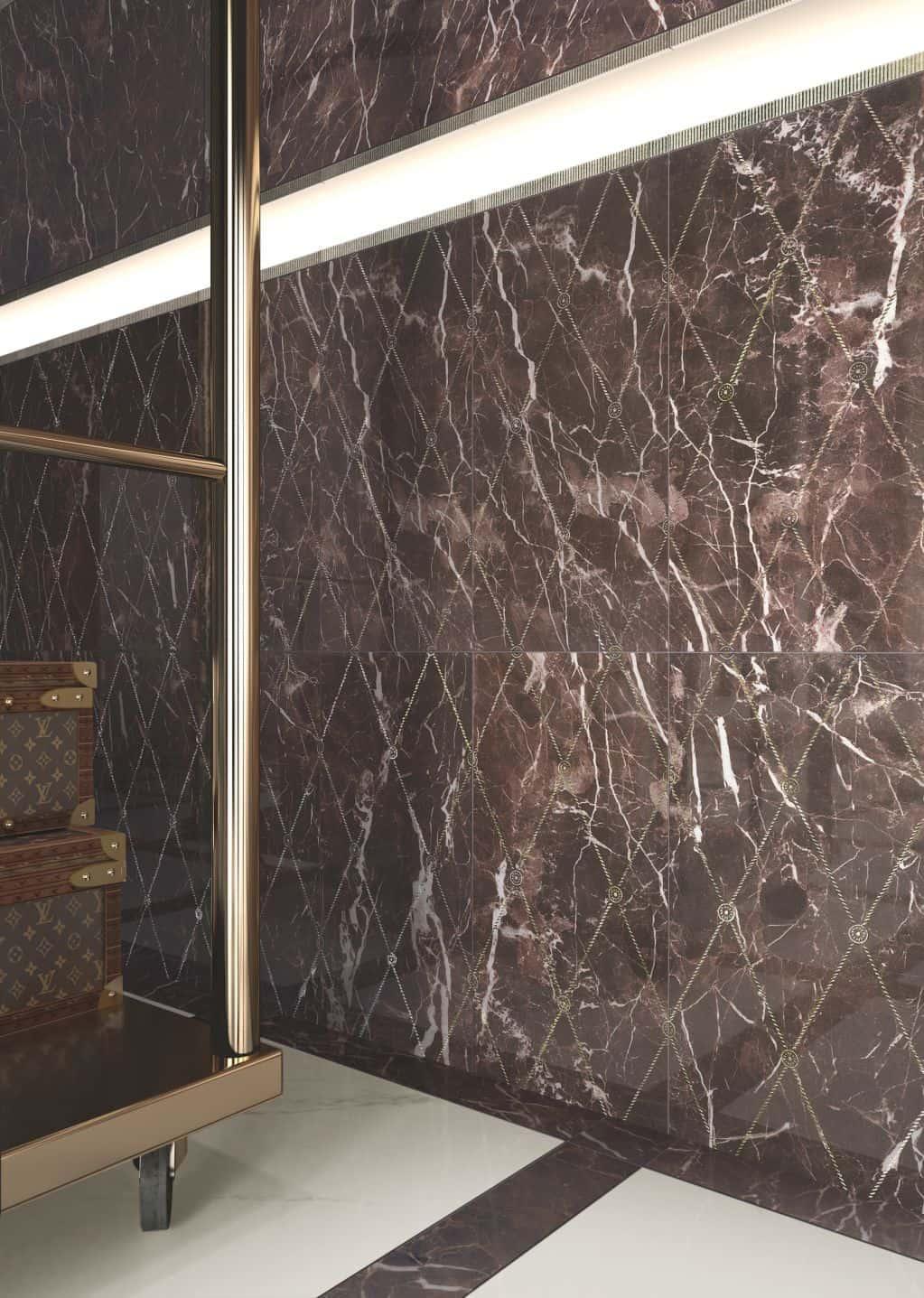 Phân biệt gạch vân đá và đá marble