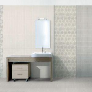 Tạo điểm nhấn tăng chiều sâu cho không gian phòng tắm